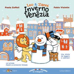 LEO&ZANNI. INVERNO A VENEZIA (Paola Zoffoli)